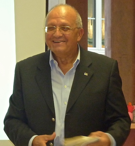 Le Président de l'AAA-ORT